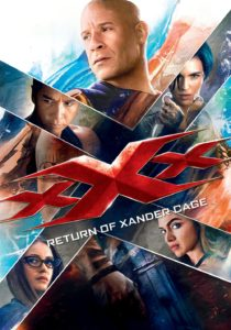 """Poster for the movie """"xXx: Return of Xander Cage"""""""