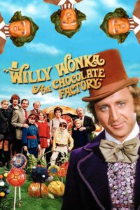 "Poster for the movie ""Willy Wonka & the Chocolate Factory"""
