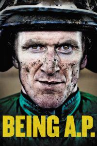 "Poster for the movie ""Being AP"""