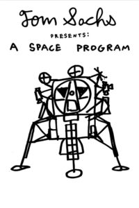 "Poster for the movie ""A Space Program"""