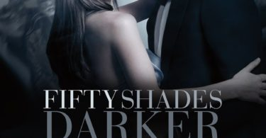 "Poster for the movie ""Fifty Shades Darker"""