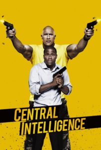 "Poster for the movie ""Central Intelligence"""