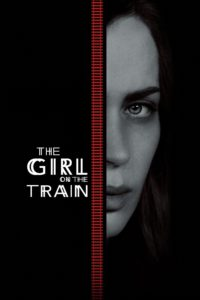 "Poster for the movie ""The Girl on the Train"""