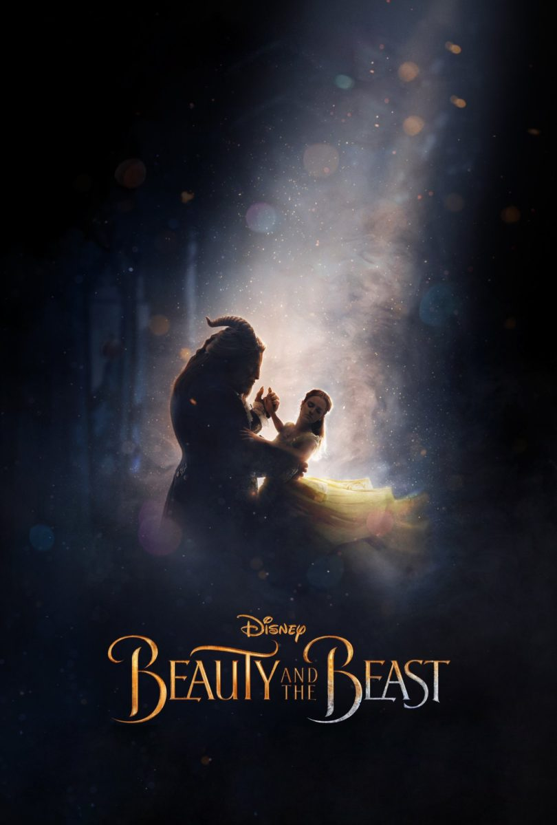 """Poster for the movie """"Beauty and the Beast"""""""