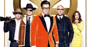 "Poster for the movie ""Kingsman: The Golden Circle"""