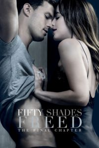 "Poster for the movie ""Fifty Shades Freed"""