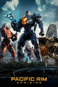 "Poster for the movie ""Pacific Rim: Uprising"""