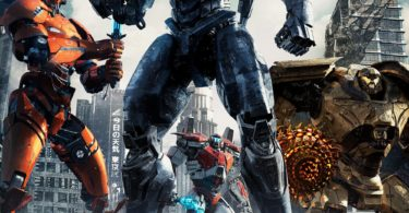 """Poster for the movie """"Pacific Rim: Uprising"""""""