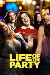 "Poster for the movie ""Life of the Party"""