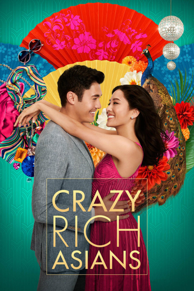"""Poster for the movie """"Crazy Rich Asians"""""""