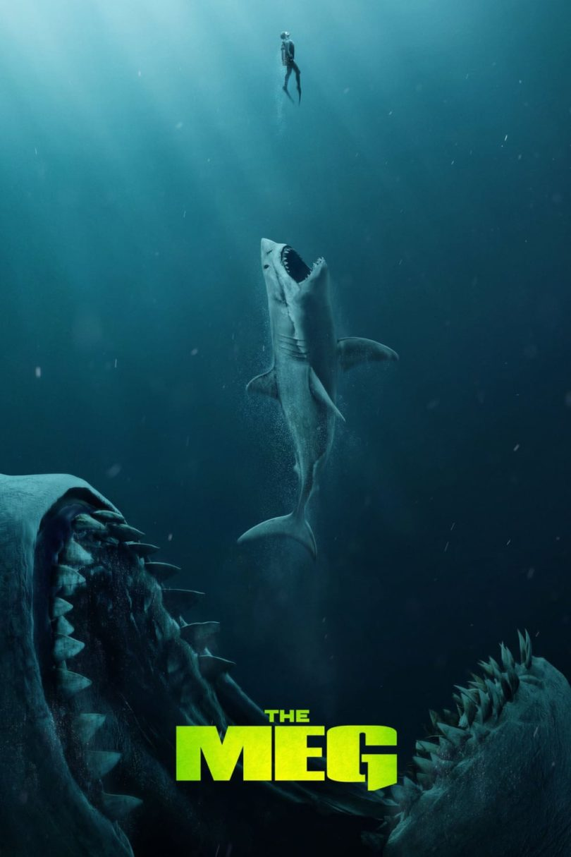 """Poster for the movie """"The Meg"""""""