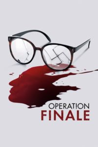 "Poster for the movie ""Operation Finale"""