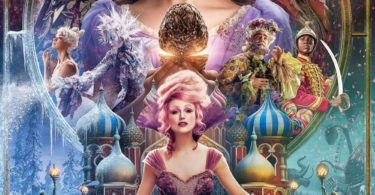 "Poster for the movie ""The Nutcracker and the Four Realms"""