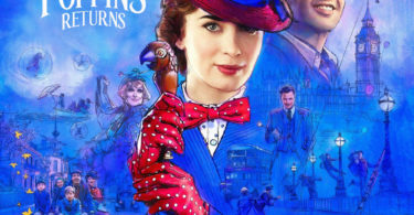 """Poster for the movie """"Mary Poppins Returns"""""""