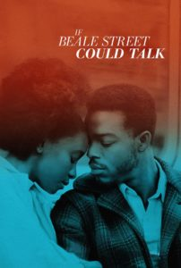 "Poster for the movie ""If Beale Street Could Talk"""