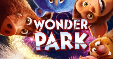 "Poster for the movie ""Wonder Park"""